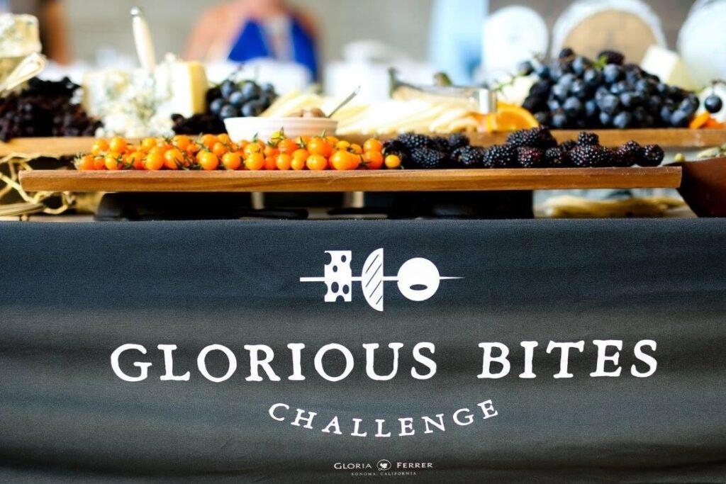 Gloria Ferrer's Glorious Bites Challenge 2017 #GloriousBites | wearenotmartha.com