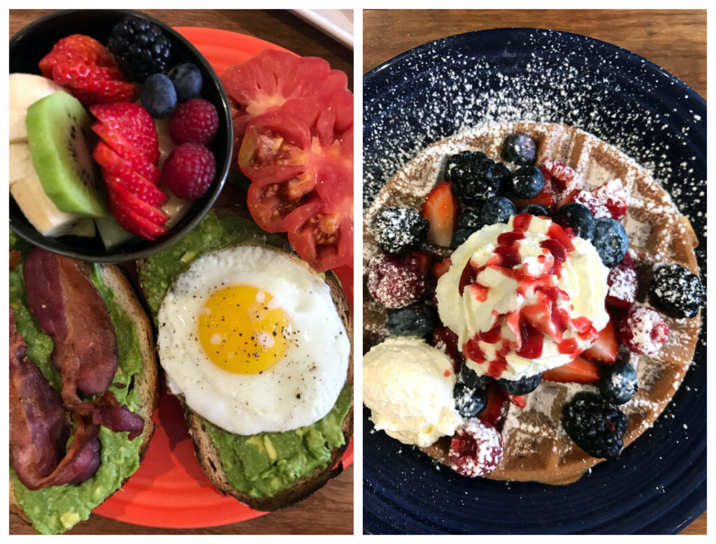 San Francisco and Wine Country Trip -- Eight AM Breakfast | wearenotmartha.com