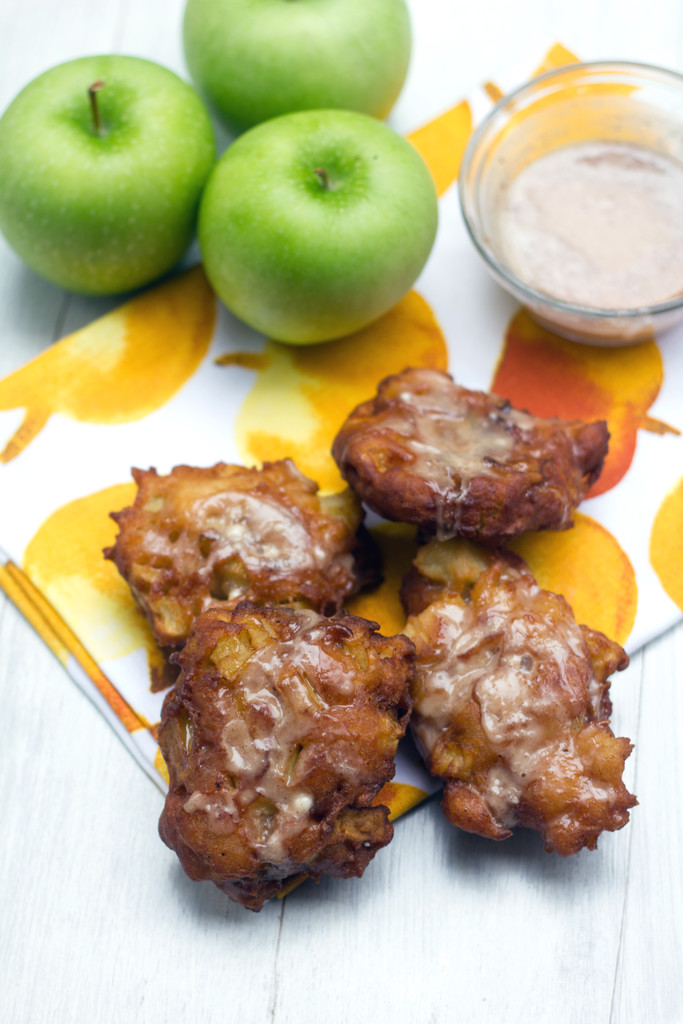 Apple Fritters 10