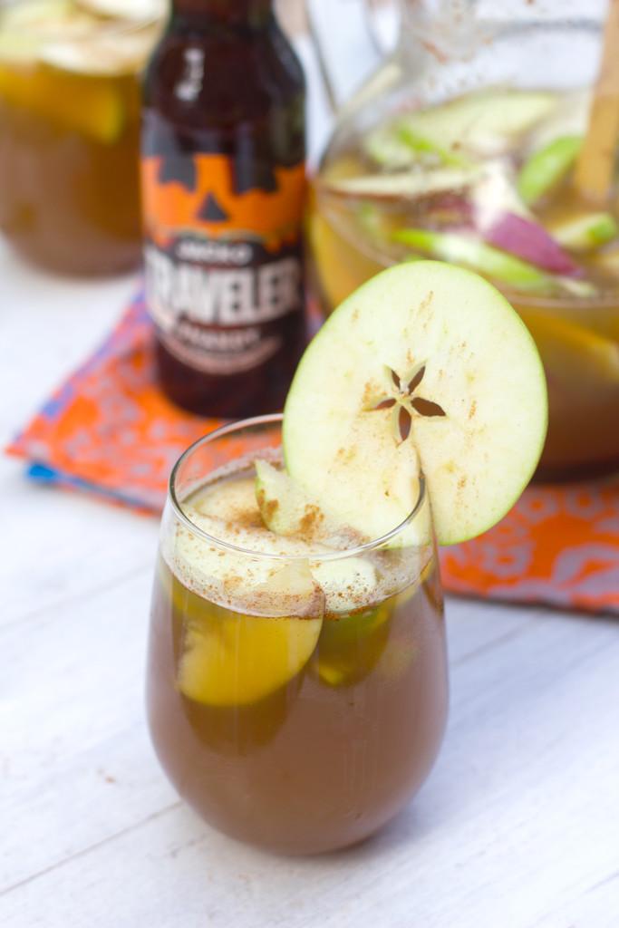 Apple Pumpkin Shandy Sangria 7