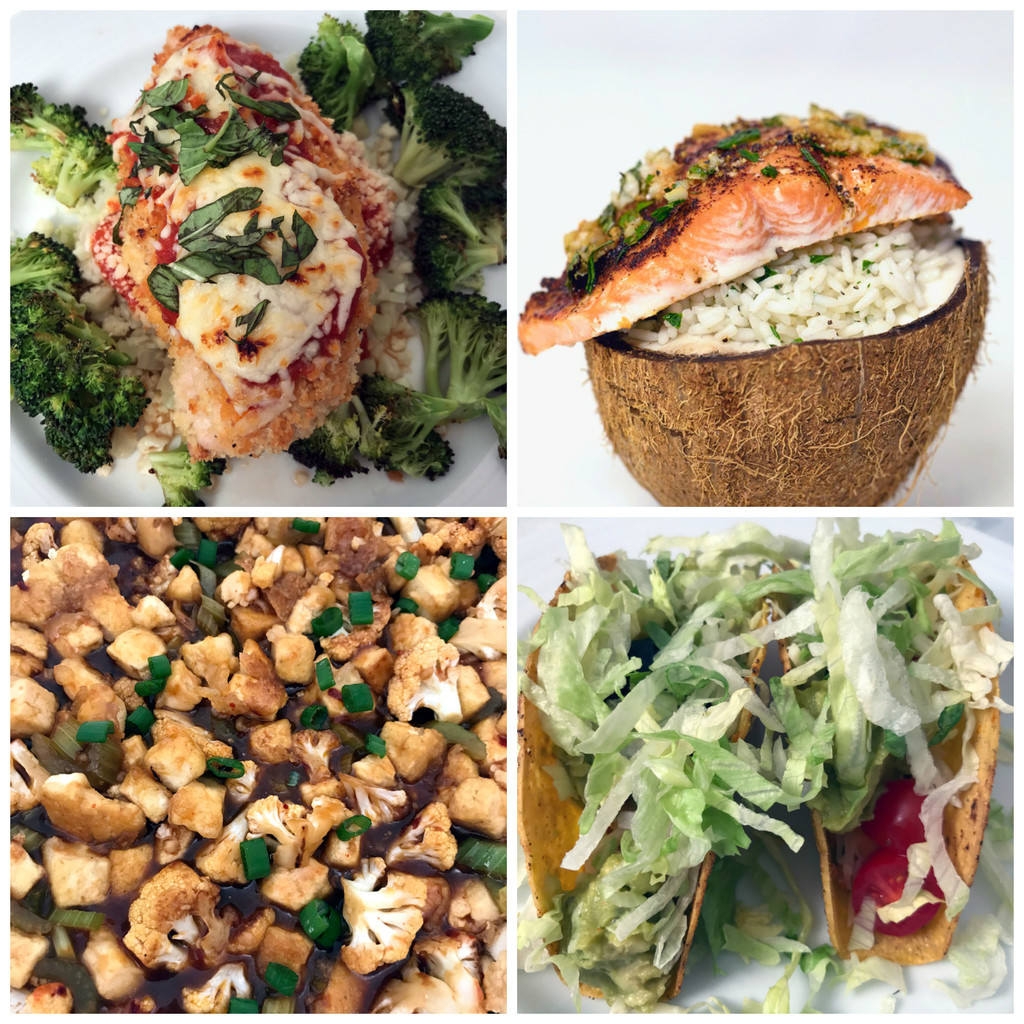 Weeknight Meals from April 2017 | wearenotmartha.com