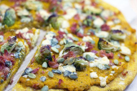 Autumn Butternut Squash Pizza with Pumpkin Crust 12.jpg