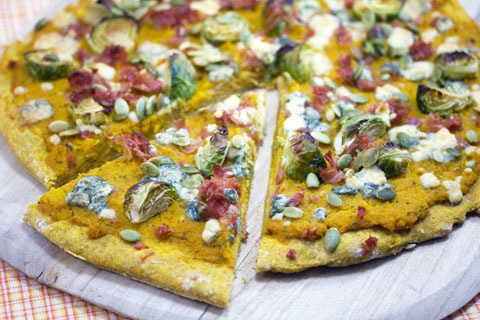 Autumn Butternut Squash Pizza with Pumpkin Crust 2.jpg