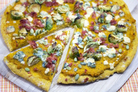 Autumn Butternut Squash Pizza with Pumpkin Crust 3.jpg