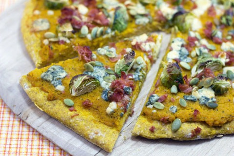 Autumn Butternut Squash Pizza with Pumpkin Crust 7.jpg