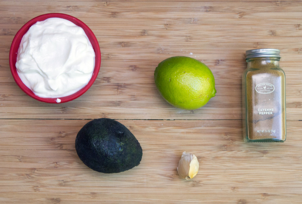 Avocado Lime Dip