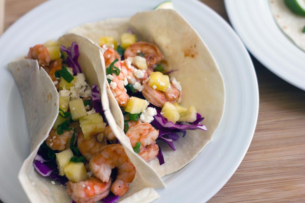 BBQ Shrimp Tacos 4