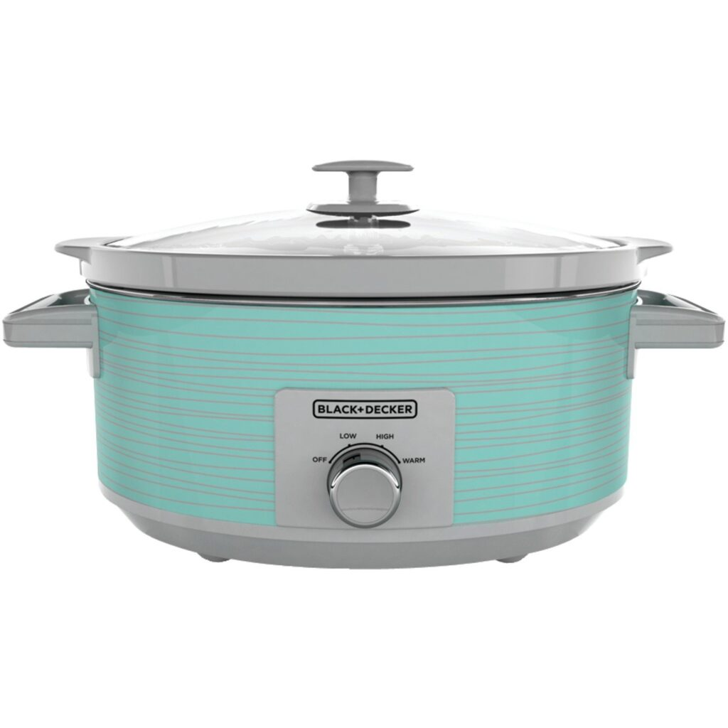 BLACK + DECKER Slow Cooker