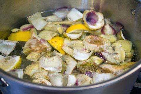 Baked Eggplant Orzo Artichokes Boil.jpg
