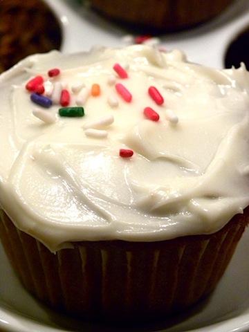 Bethenny Frankel's Red Velevet Cupcakes