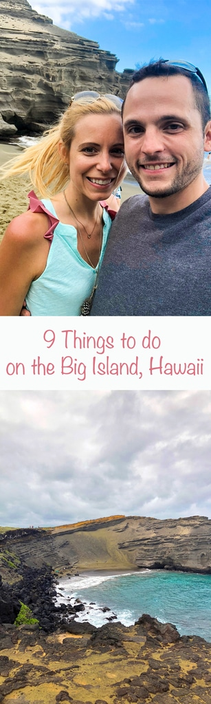If you're planning a Hawaii trip, this post featuring things to do on the Big Island of Hawaii, will help you find activities to do, things to eat, & more! | wearenotmartha.com #Hawaii #BigIsland #vacation #travel