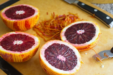 Blood Orange Tart Oranges Zest.jpg