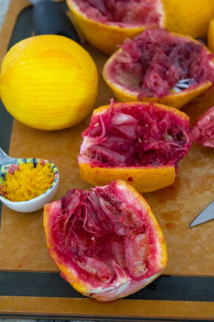 Blood Oranges | wearenotmartha.com