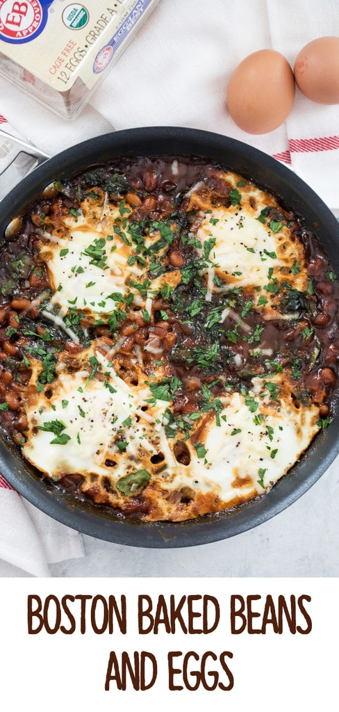 Boston Baked Beans and Eggs