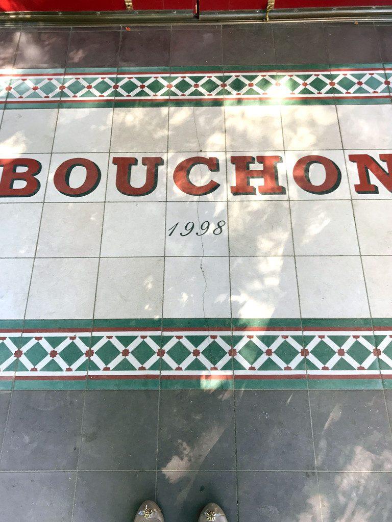 San Francisco and Wine Country Trip --Bouchon Bakery | wearenotmartha.com