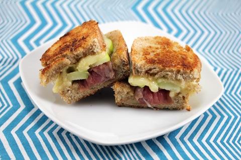 Fig And Brie Panini With Prosciutto Recipes — Dishmaps