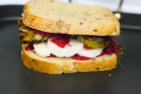 Brussels Sprouts Cranberry Grilled Cheese- Grilling.jpg