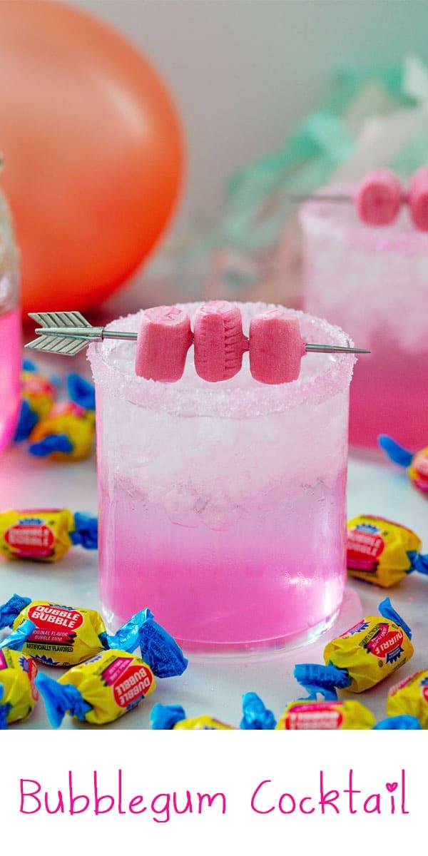 Bubblegum Cocktail