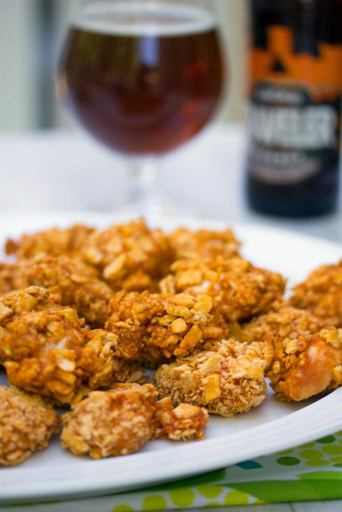 Buffalo Cheez-It Chicken 2