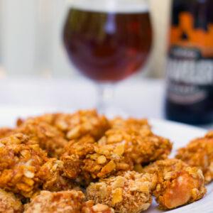 Buffalo Cheez-It Chicken 6