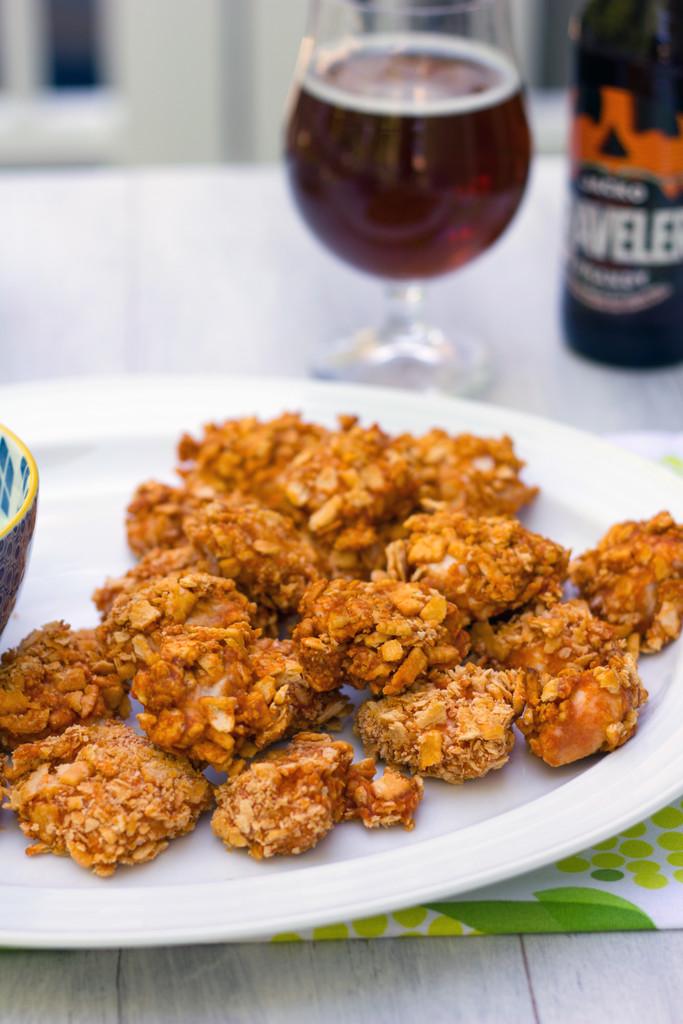 Buffalo Cheez-It Chicken 7
