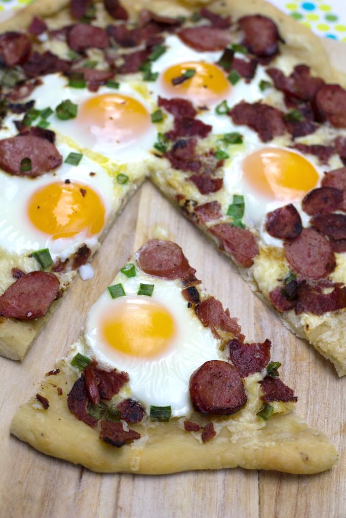 Butterball Meat Lovers' Breakfast Pizza 10