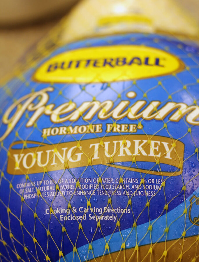 How to Cook a Butterball Turkey -- Your Butterball turkey has been purchased and you're ready to host Thanksgiving dinner. Now what? This guide will help you learn how to cook a Butterball Turkey... Don't worry, it's easy! | wearenotmartha.com