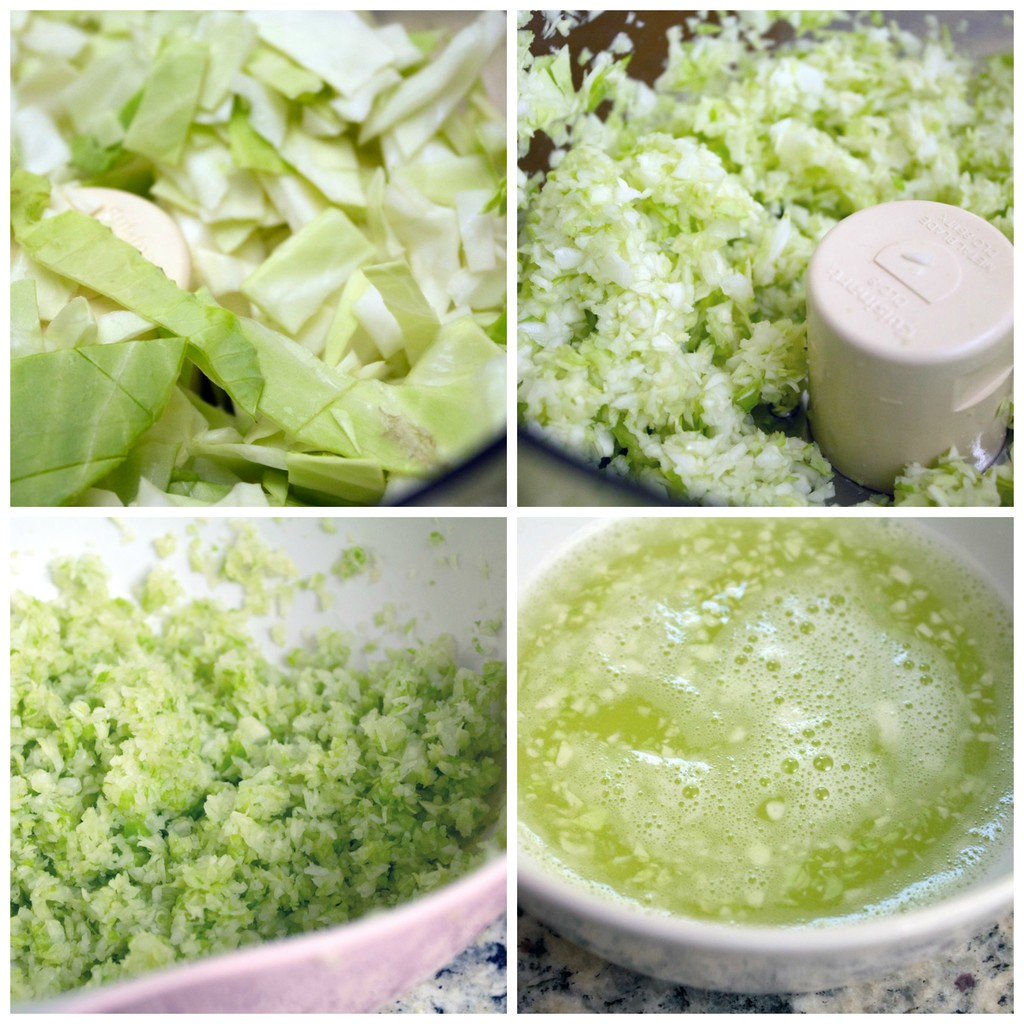 Preparing Dumpling Cabbage   wearenotmartha.com
