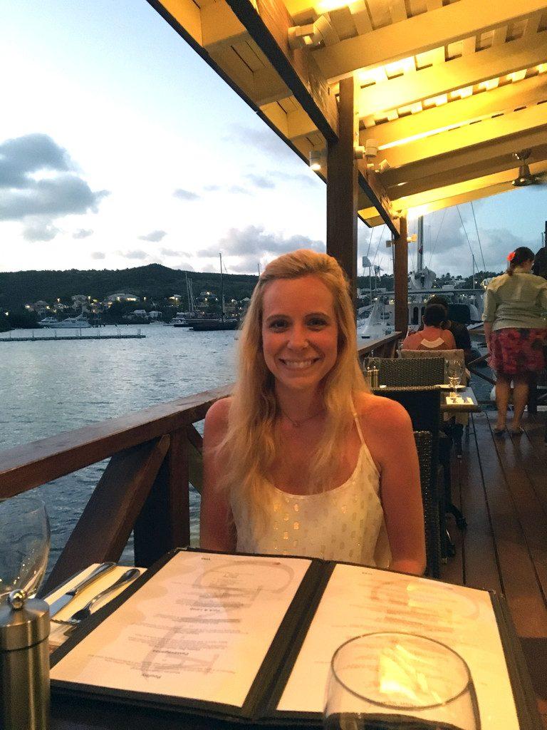 Canoa Restaurant -- St. Maarten | wearenotmartha.com