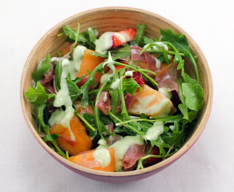 Cantaloupe-Arugula-Salad-with-Prosciutto-and-Mint-Yogurt-Dressing-9.jpg