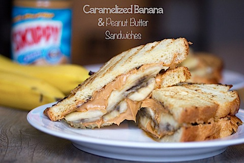 Caramelized Banana and Peanut Butter Sandwich.jpg
