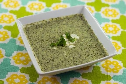 Herb, Chard, And Feta Soup Recipes — Dishmaps