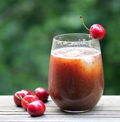 Cherry Rum and Coke