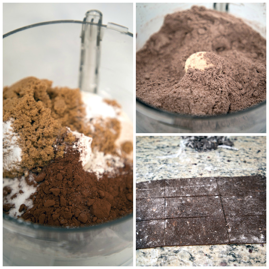 Chocolate-Graham-Cracker-Making