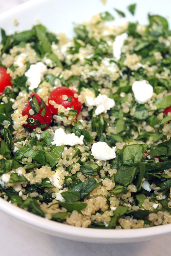 Chopped-Spinach-Salad