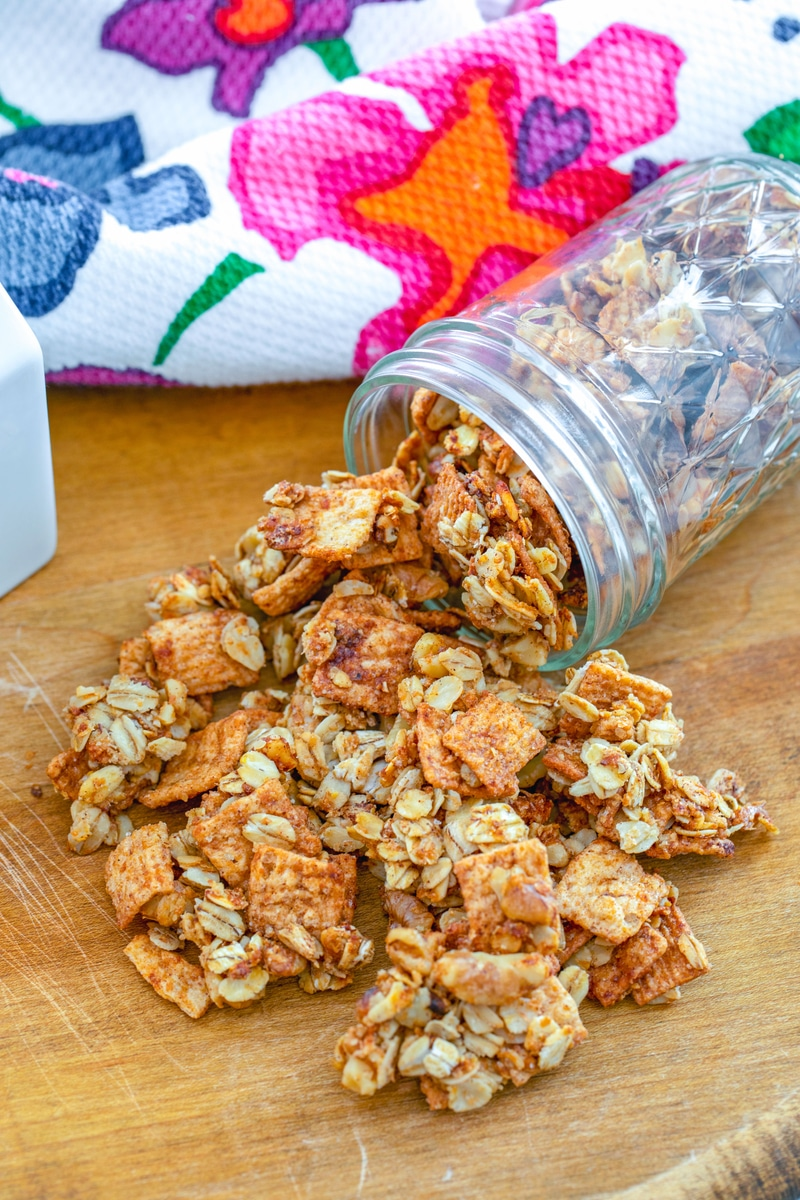 Cinnamon Toast Crunch Granola