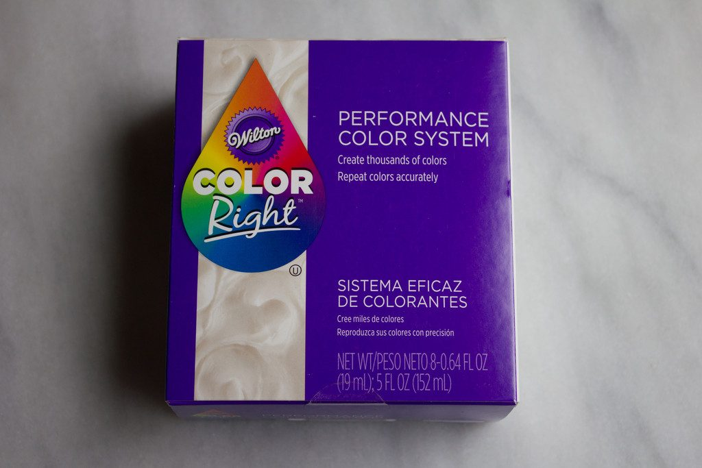 Wilton Color Right Performance Color System