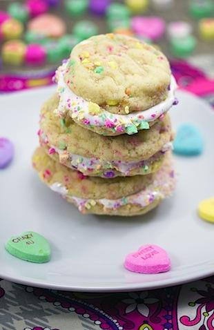 Conversation Heart Confetti Fluff Cookies 7.jpg