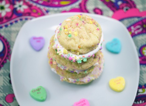 Conversation Heart Confetti Fluff Cookies 8.jpg