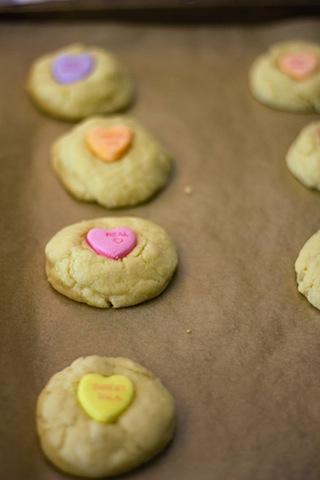 Conversation Heart Confetti Fluff Cookies Heart Cookies.jpg