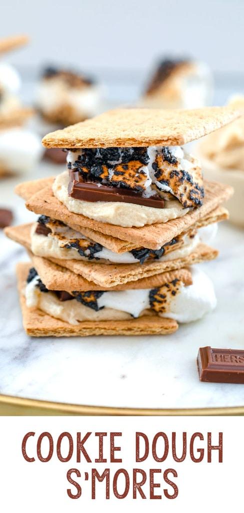 Cookie Dough S\'mores