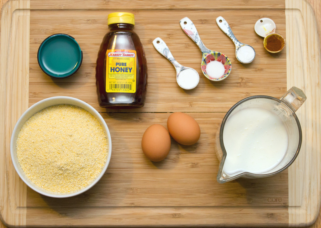 Cornbread_Ingredients