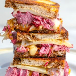 Corned Beef Melts