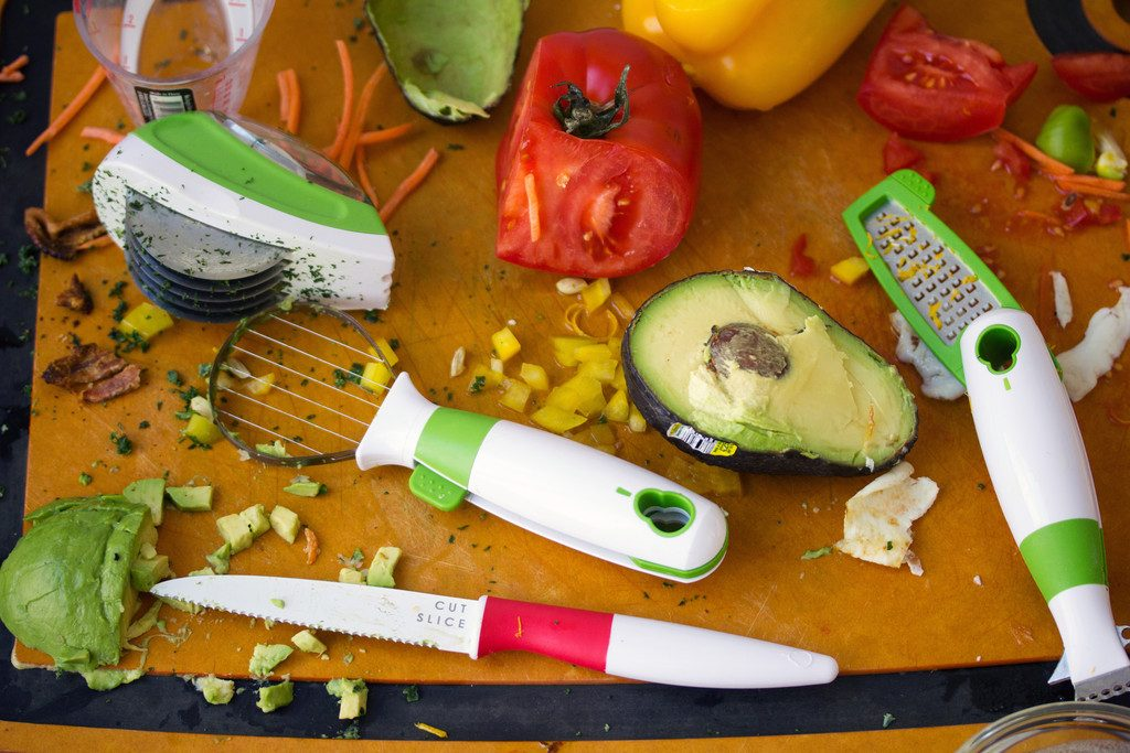 Crisp Cooking Kitchen Mess | wearenotmartha.com