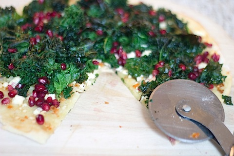 Crispy Kale, Habanero, and Pomegranate Flatbread 10.jpg