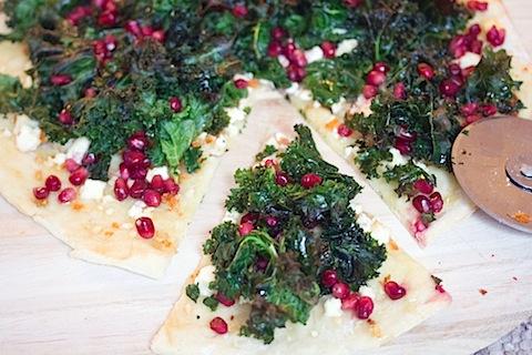 Crispy Kale, Habanero, and Pomegranate Flatbread 5.jpg