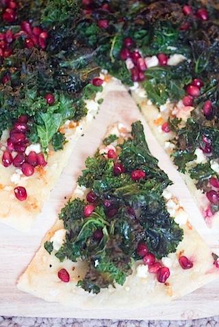 Crispy Kale, Habanero, and Pomegranate Flatbread 6.jpg
