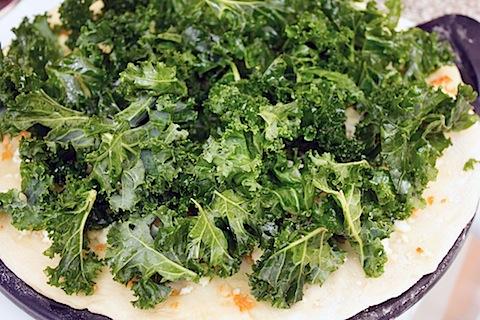 Crispy Kale, Habanero, and Pomegranate Flatbread Dough Rolled Kale.jpg
