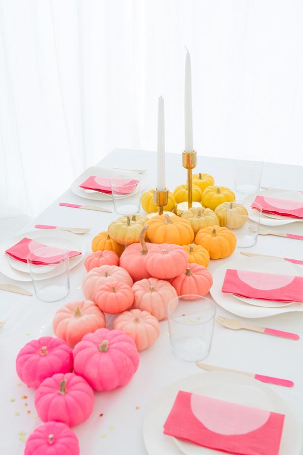 diy-ombre-pumpkins