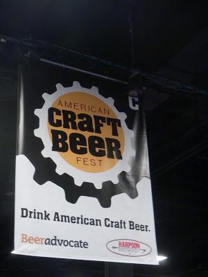 American Craft Beer Fest in Boston